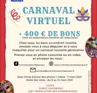 Carnaval virtuel de Masevaux