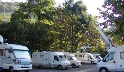 Campsites - buses